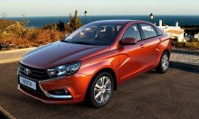 Цены на Lada Vesta с двигателем 1.8 и АМТ