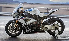 Состоялась премьера BMW  HP4 Race