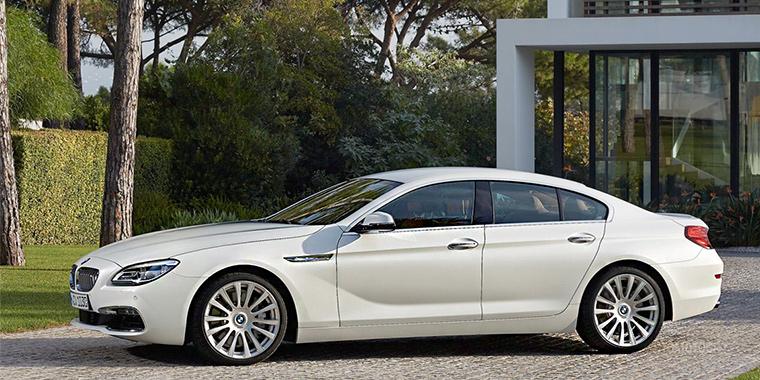 Гран Купе BMW 6 2015