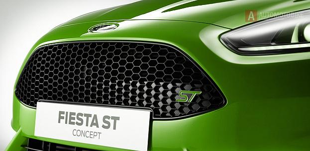 Обзор автомобиля Ford ST Russia