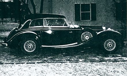 Аукцион eBay отказал в продаже нацисткого Mercedes-Benz