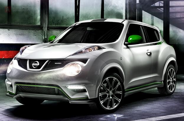 Продажа нового Nissan Juke