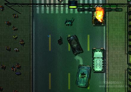 GTA первая версия игры