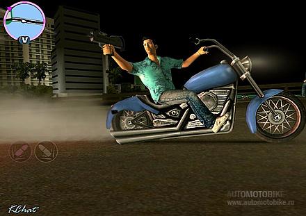 GTA мотоциклы и автомобили гонки и стрельба