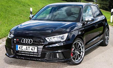 Тюнинг Audi S1 Sportback
