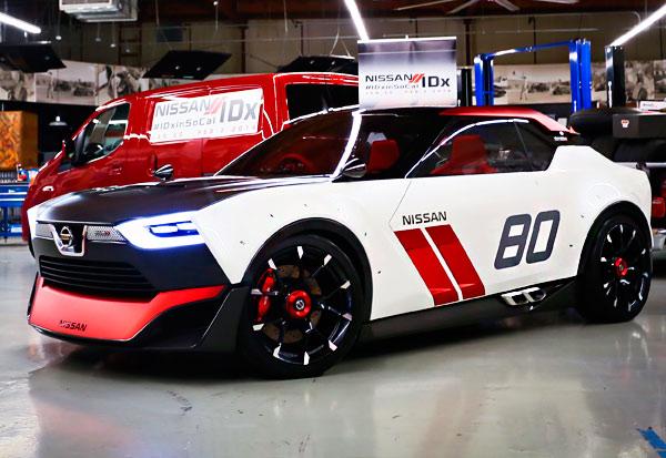 Компания Nissan, еще в 2012 году заявила на автосалоне о выпуске пилотной версии новой Nissan Nismo IDx