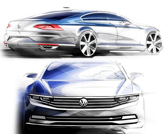 Фотографии Volkswagen Passat 2015