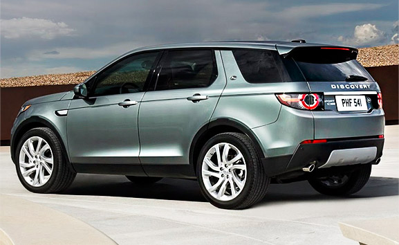 Кроссовер Land Rover Discovery Sport