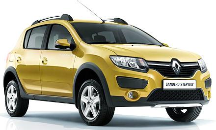 Renault опубликовал российские цены на обновленный Sandero Stepway