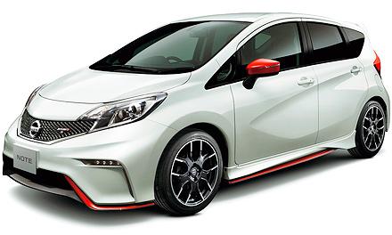 Nissan рассекретил технические характеристики Note Nismo