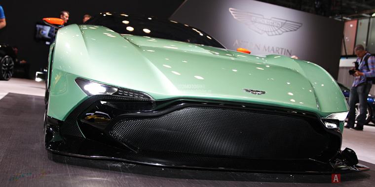 Спорткар Aston Martin Vulcan