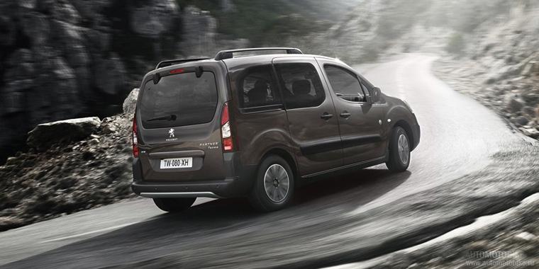Пассажирский Peugeot Partner Tepee