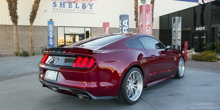 Ford Mustang GT от Shelby