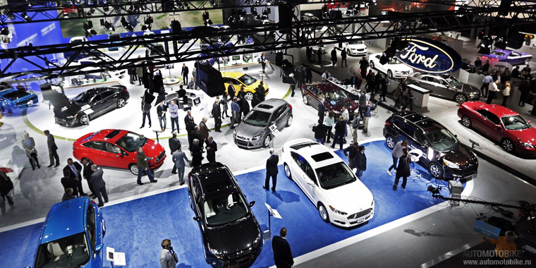 Автосалон New York International Auto Show 2015 проведение с 3 по 12 апреля 2015 года