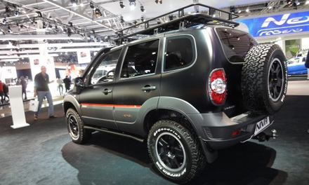 Chevrolet Niva Limited Edition