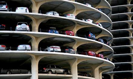 Специальные парковочные места