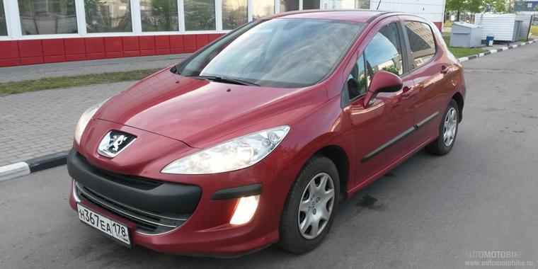 Peugeot 308 '2008
