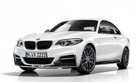 BMW M240i M Performance Edition.