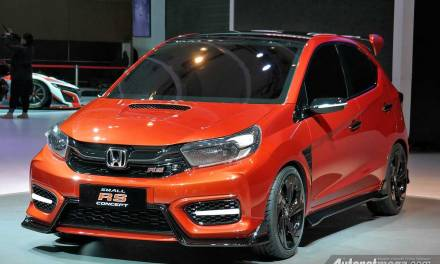 Концепт Honda Small RS Concept