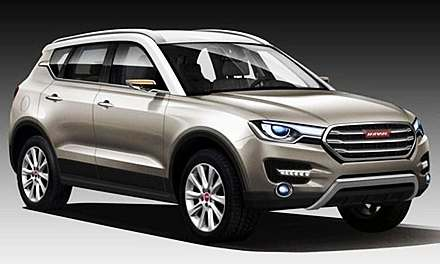 Great Wall Haval H9