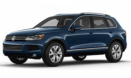 Volkswagen Touareg X Special Edition