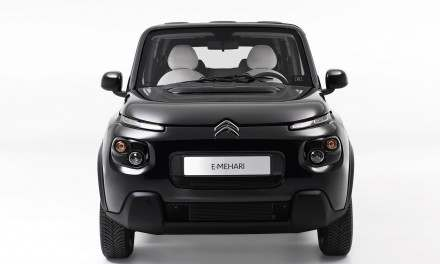 Citroen E-Mehari Courreges Edition