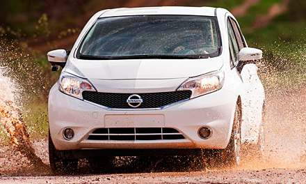 Nissan Ultra-Ever Dry