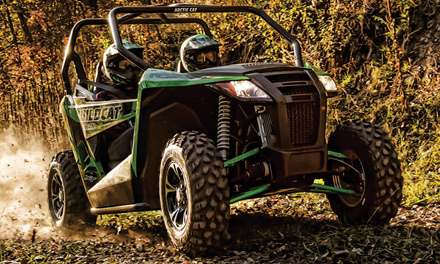 Arctic Cat представили  Wildcat Trail и Trail XT
