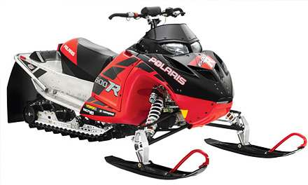 Polaris IQ Race Sled  2015.