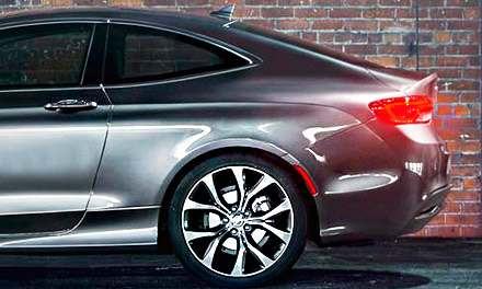 Chrysler 200 Coupe