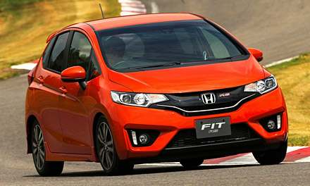 Honda Jazz/Fit 2014