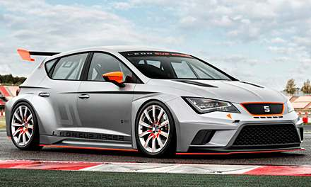 Seat Leon Cup Racer 2014