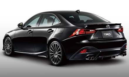 Lexus IS (2014)