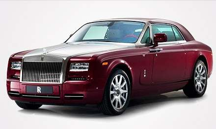 Rolls-Royce Phantom Ruby