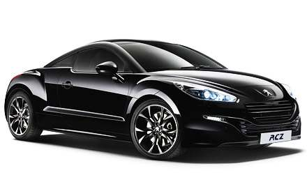 Peugeot RCZ Magnetic Edition