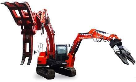 Hitachi ZX135TF-3
