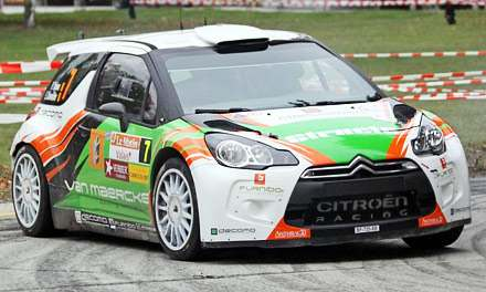 Citroen DS3 RRC