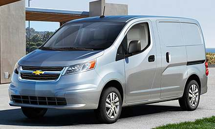 Chevrolet City Express (2013)