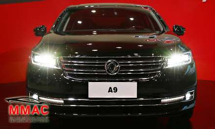 2016 DongFeng А9