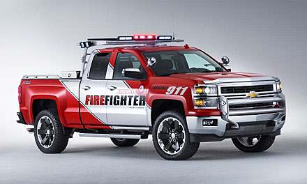 Silverado Volunteer Firefighte