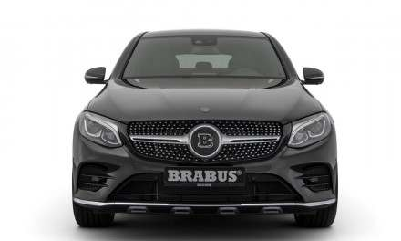 Brabus GLC и GLC Coupe