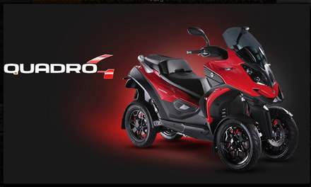 Quadro4 Vehicles