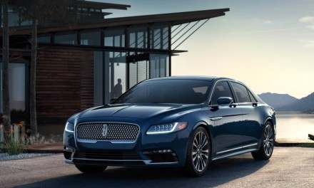 Lincoln Continental Black Label