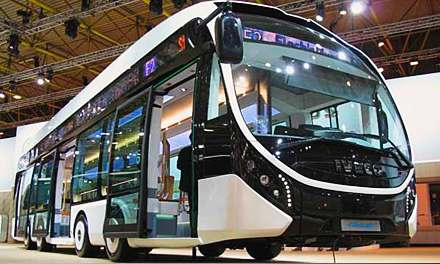 Электроавтобус от Iveco Bus
