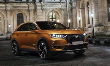 DS 7 SUV Crossback