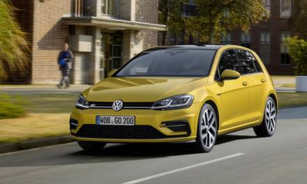 VW Golf 1.5 TSI Bluemotion