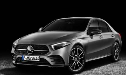 Mercedes-Benz A-Class Sedan 2019