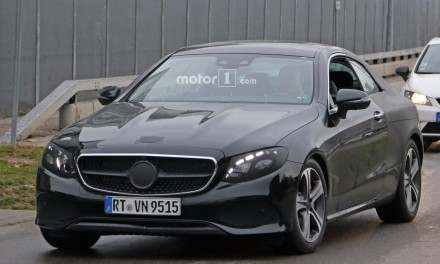 Mercedes-Benz E-Class Coupe 2018