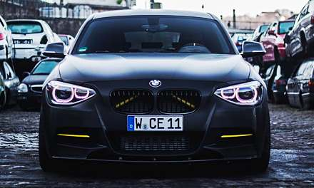 BMW 1 Series MH1 400