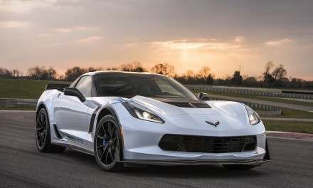 Chevrolet Corvette Carbon 65 Edition 2018